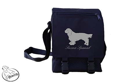 Bracco bag City or Country, Sussex Spaniel