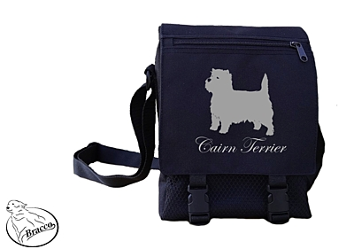 Bracco bag City or Country, Cairn Terrier