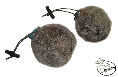 Bracco Dummy Fur Ball- different sizes.
