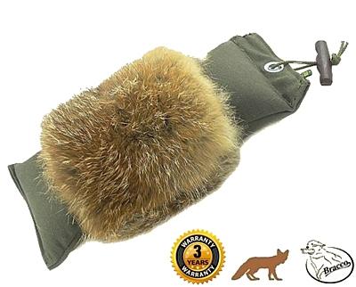 Bracco Fox Dummy khaki, 150 g- 3.0 kg