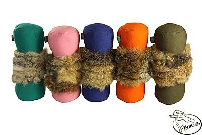 Bracco Teacher Dummy Profi 250 g, mit Fell- verschiedene Farben.