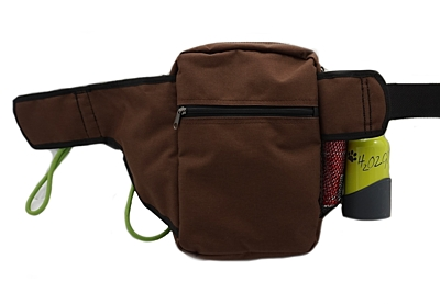 Bracco dog training belt Multi, brown.