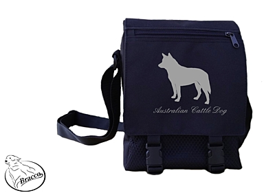 Bracco bag City or Country, Australian Cattle Dog