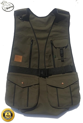 Bracco Dummy Vest Dublin, khaki- different sizes.