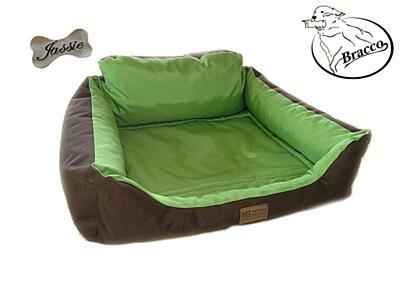 Bracco pelech pro psa- Útulné Bezpečí, se JMÉNEM pejska nebo bez, velikost M, různé barvy.
