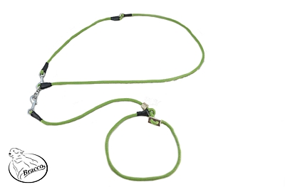 Bracco Dog Training Leads for Hunting Dogs 8.0mm, size M- different colors.
